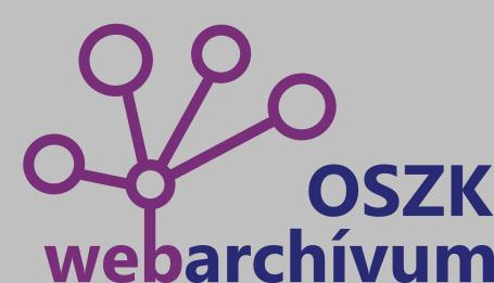 OSZK Webarchívum